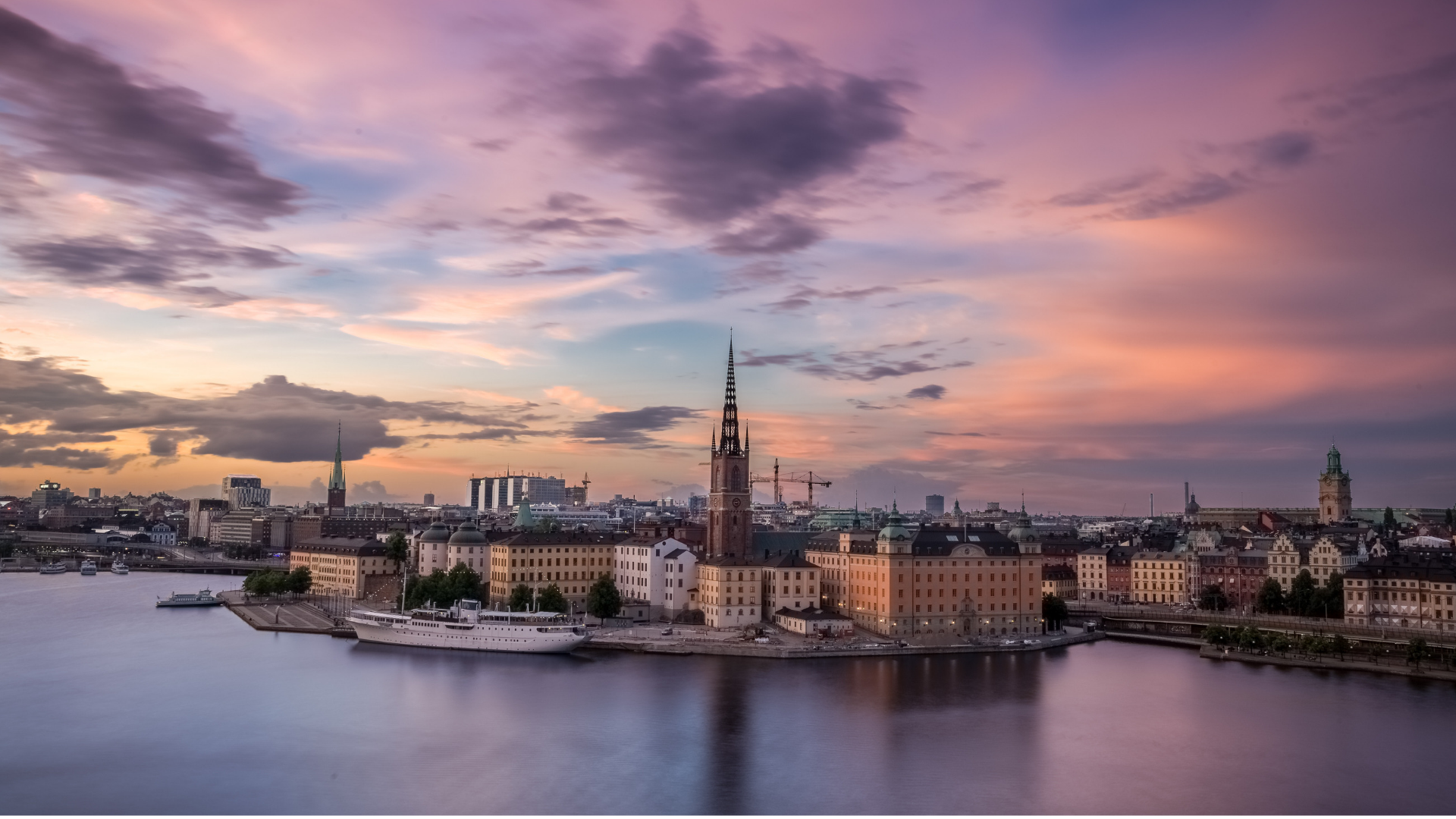 Welcome to the Stockholm Church of Christ!